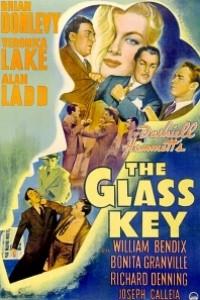 Caratula, cartel, poster o portada de La llave de cristal
