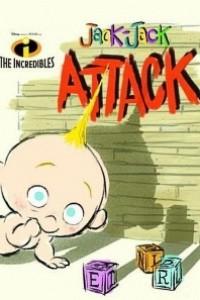 Caratula, cartel, poster o portada de Jack-Jack ataca