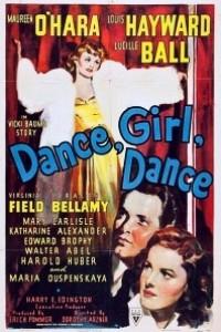 Caratula, cartel, poster o portada de Baila, muchacha, baila