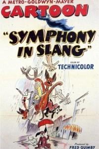 Caratula, cartel, poster o portada de Symphony in Slang
