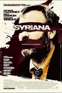 Caratula, cartel, poster o portada de Syriana