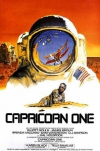 Caratula, cartel, poster o portada de Capricornio Uno