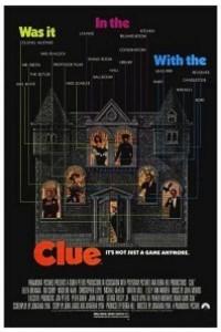 Caratula, cartel, poster o portada de El juego de la sospecha (Cluedo)
