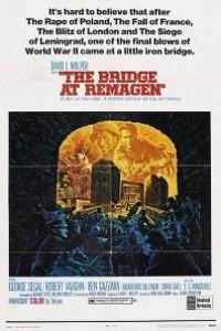 Caratula, cartel, poster o portada de El puente de Remagen