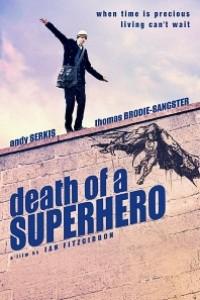 Caratula, cartel, poster o portada de Muerte de un superhéroe