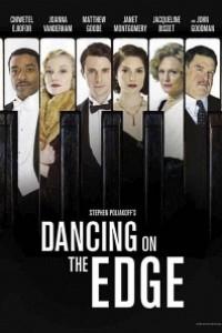 Caratula, cartel, poster o portada de Dancing on the Edge