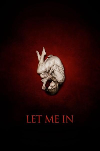 Caratula, cartel, poster o portada de Déjame entrar (Let Me In)