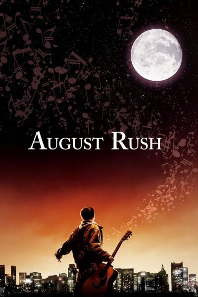 Caratula, cartel, poster o portada de El triunfo de un sueño (August Rush)
