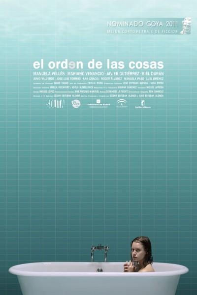 Caratula, cartel, poster o portada de El orden de las cosas