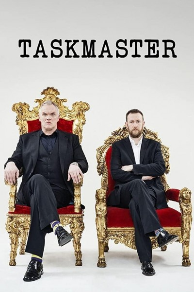 Caratula, cartel, poster o portada de Taskmaster
