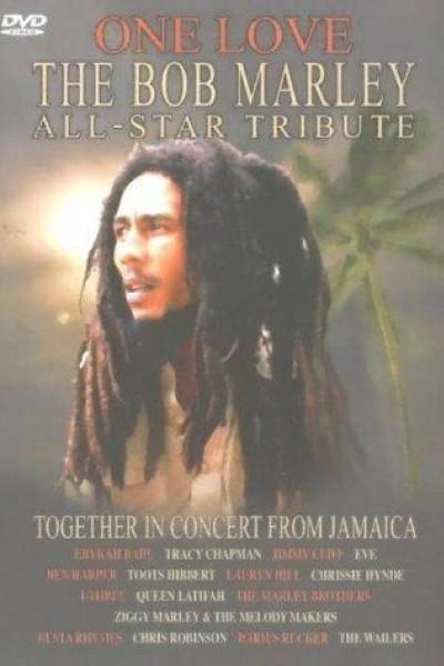 Caratula, cartel, poster o portada de One Love: The Bob Marley All-Star Tribute