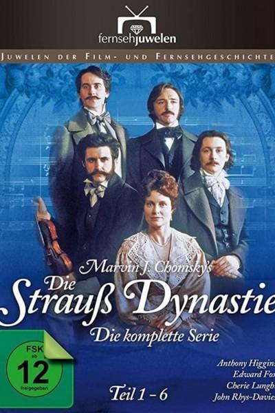 Caratula, cartel, poster o portada de La dinastía Strauss