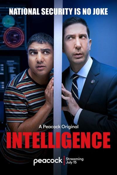Caratula, cartel, poster o portada de Intelligence