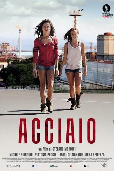 Caratula, cartel, poster o portada de Acciaio