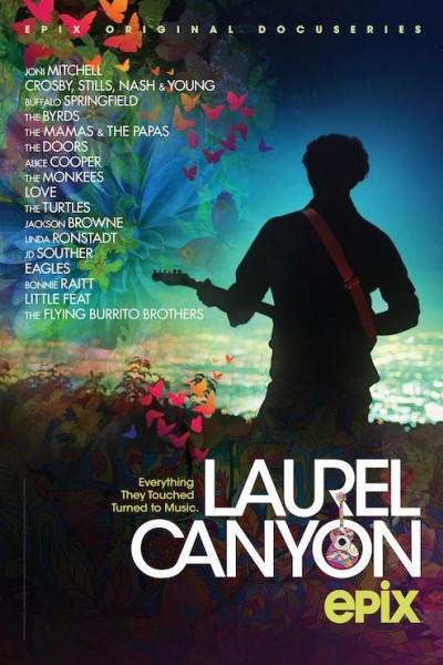 Caratula, cartel, poster o portada de Laurel Canyon