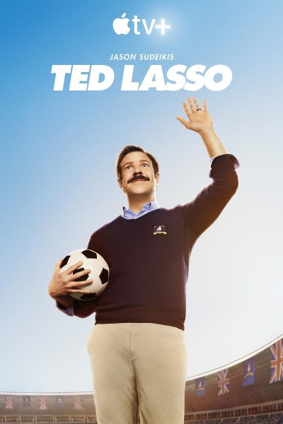 Caratula, cartel, poster o portada de Ted Lasso