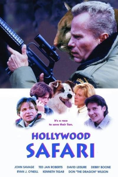 Caratula, cartel, poster o portada de Safari en Hollywood