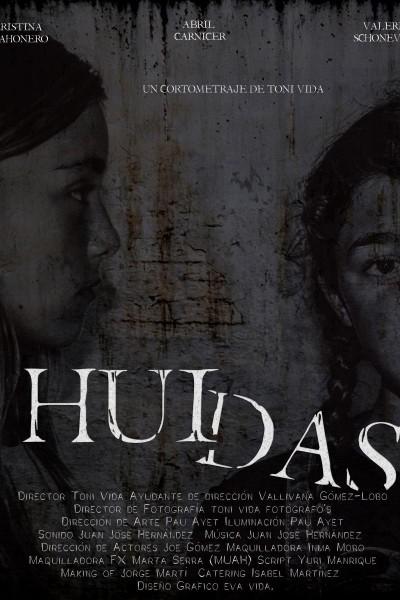 Caratula, cartel, poster o portada de Huidas