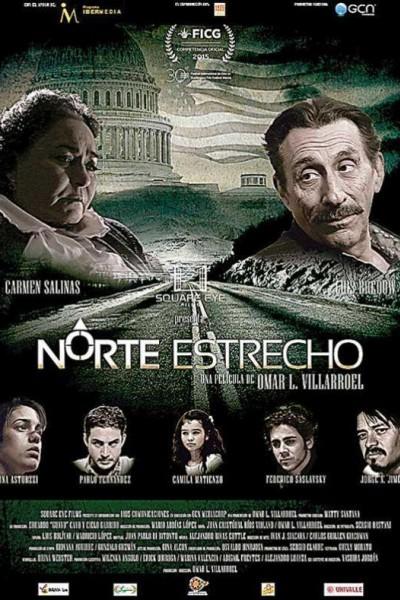 Caratula, cartel, poster o portada de Norte estrecho