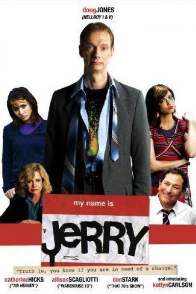 Caratula, cartel, poster o portada de My Name Is Jerry