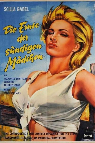 Caratula, cartel, poster o portada de Les filles sèment le vent