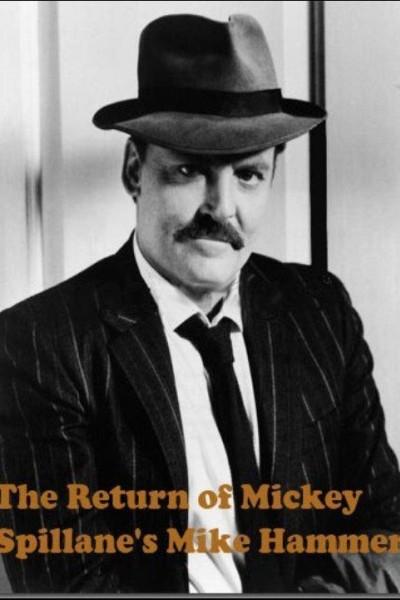 Caratula, cartel, poster o portada de The Return of Mickey Spillane\'s Mike Hammer