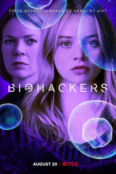 Caratula, cartel, poster o portada de Biohackers