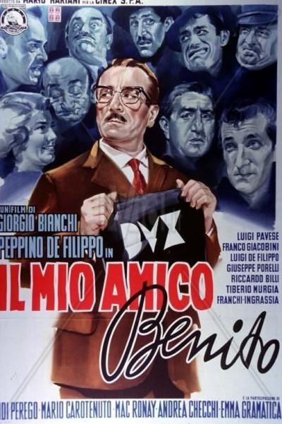 Caratula, cartel, poster o portada de Il mio amico Benito