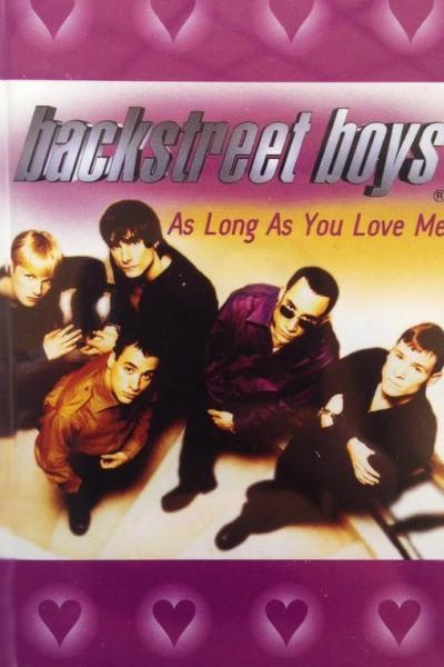 Caratula, cartel, poster o portada de Backstreet Boys: As Long as You Love Me (Vídeo musical)