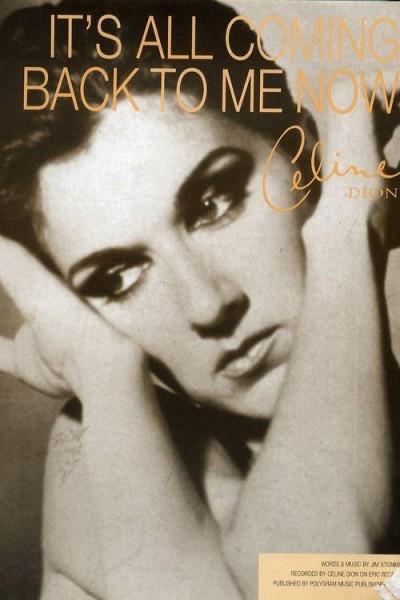 Caratula, cartel, poster o portada de Céline Dion: It\'s All Coming Back to Me Now (Vídeo musical)