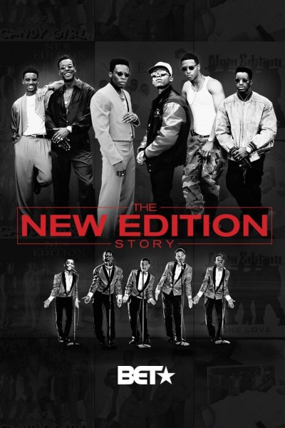 Caratula, cartel, poster o portada de The New Edition Story