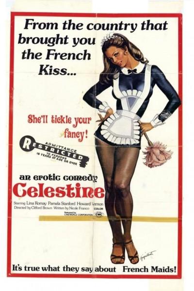Caratula, cartel, poster o portada de Célestine... bonne à tout faire
