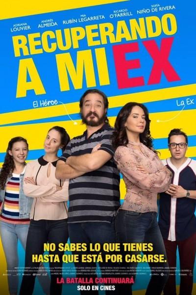 Caratula, cartel, poster o portada de Recuperando a mi ex