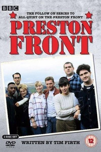Caratula, cartel, poster o portada de All Quiet on the Preston Front