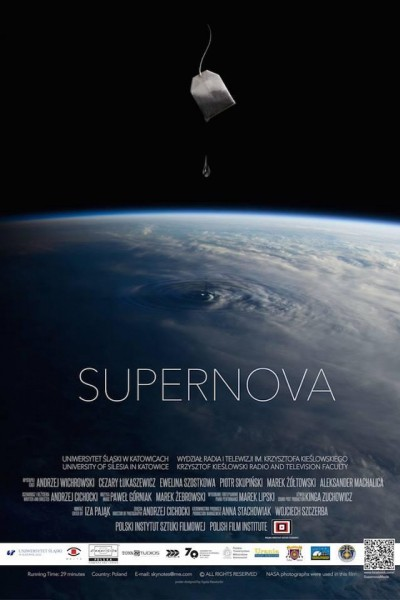 Caratula, cartel, poster o portada de Supernova