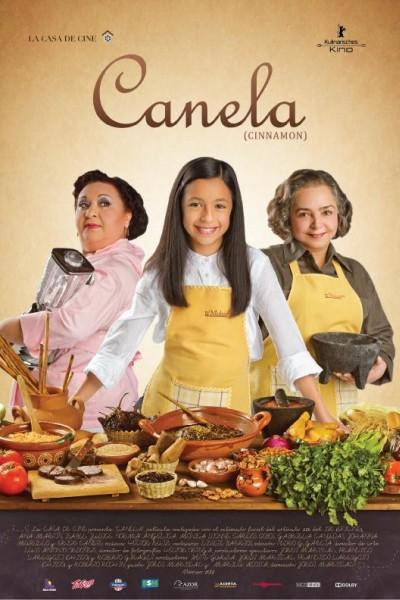 Caratula, cartel, poster o portada de Canela