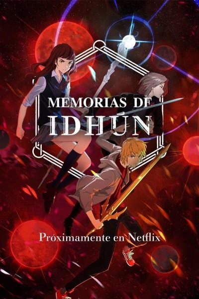 Caratula, cartel, poster o portada de Memorias de Idhún