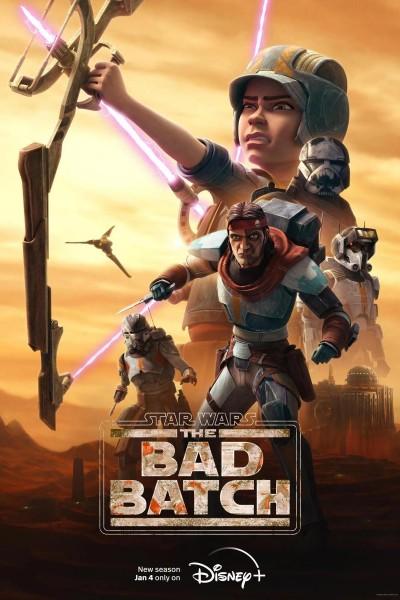 Caratula, cartel, poster o portada de Star Wars: La remesa mala