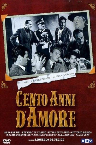 Caratula, cartel, poster o portada de Cento anni d\'amore