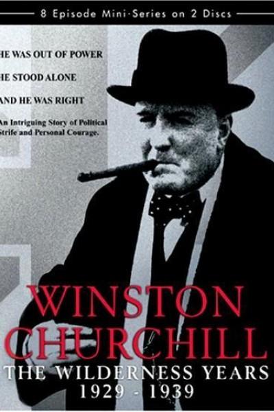 Caratula, cartel, poster o portada de Winston Churchill: The Wilderness Years