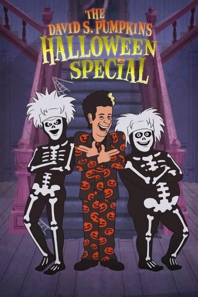 Caratula, cartel, poster o portada de The David S. Pumpkins Halloween Special