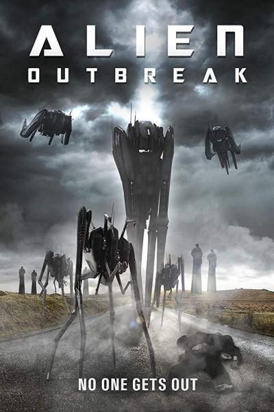 Caratula, cartel, poster o portada de Alien Outbreak