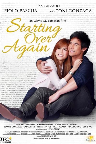 Caratula, cartel, poster o portada de Starting Over Again