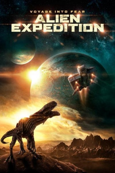 Caratula, cartel, poster o portada de Alien Expedition