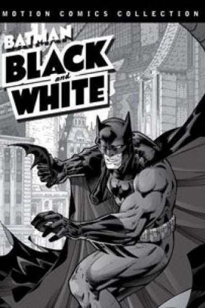 Caratula, cartel, poster o portada de Batman: Black and White