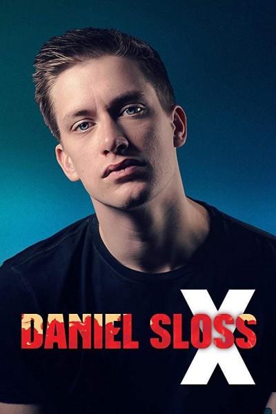 Caratula, cartel, poster o portada de Daniel Sloss: X