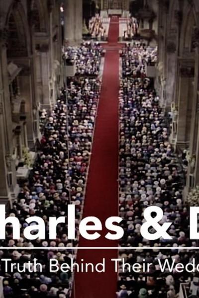 Caratula, cartel, poster o portada de Carlos y Diana: la verdad sobre su boda