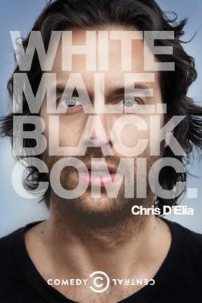 Caratula, cartel, poster o portada de Chris D\'Elia: White Male. Black Comic