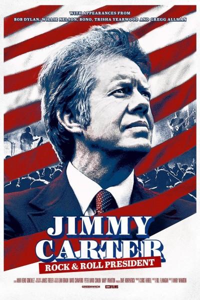 Caratula, cartel, poster o portada de Jimmy Carter: Rock & Roll President