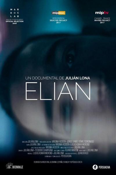 Caratula, cartel, poster o portada de Elian